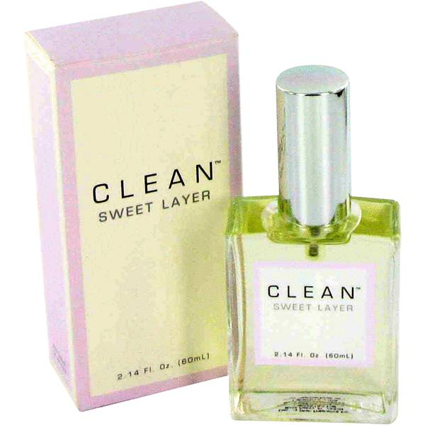 perfume Clean Sweet Layer Perfume