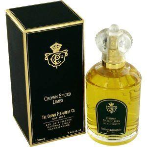 Crown Spiced Limes Cologne, de The Crown Perfumery · Perfume de Hombre