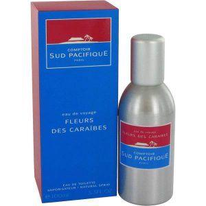 Comptoir Sud Pacifique Fleurs De Caraibes Perfume, de Comptoir Sud Pacifique · Perfume de Mujer