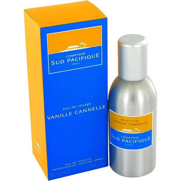 perfume Comptoir Sud Pacifique Vanille Canelle (cinnamon) Perfume