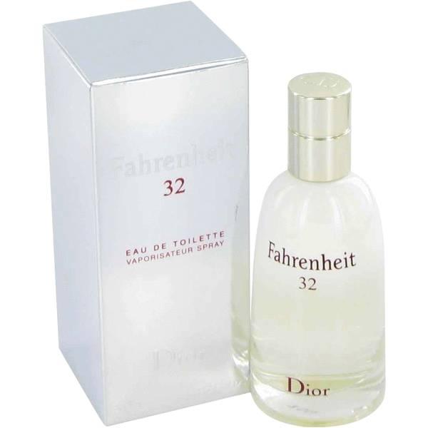 perfume Fahrenheit 32 Cologne