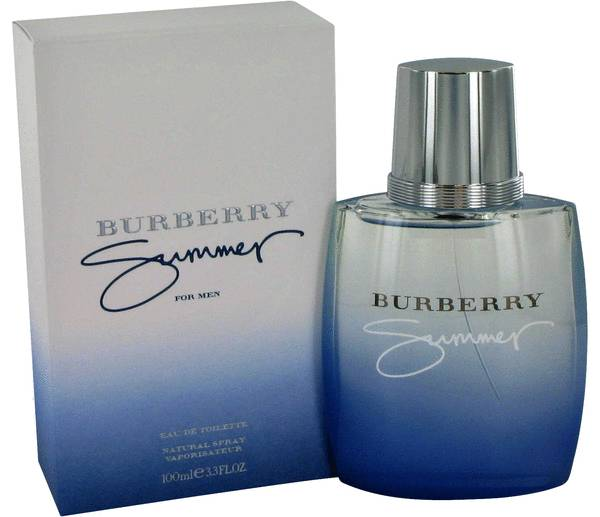 perfume Burberry Summer Cologne