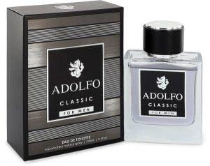 Adolfo Classic Cologne, de Francis Denney · Perfume de Hombre