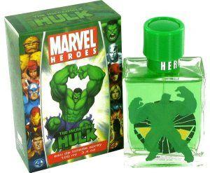 Hulk Cologne, de Marvel · Perfume de Hombre