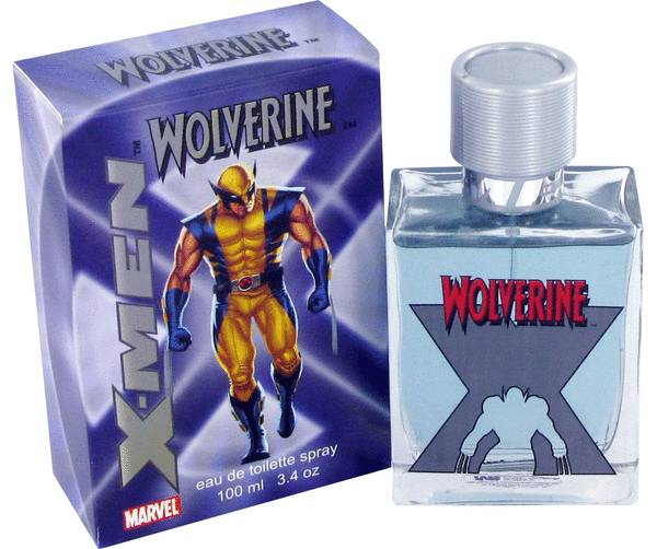 perfume X-men Wolverine Cologne