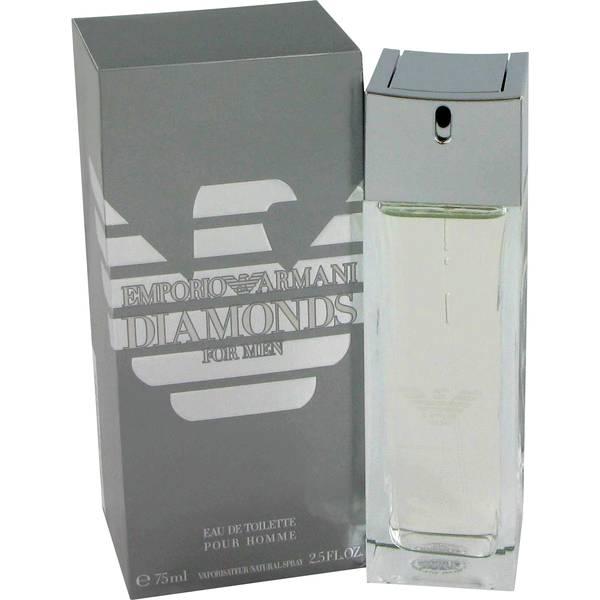 perfume Emporio Armani Diamonds Cologne