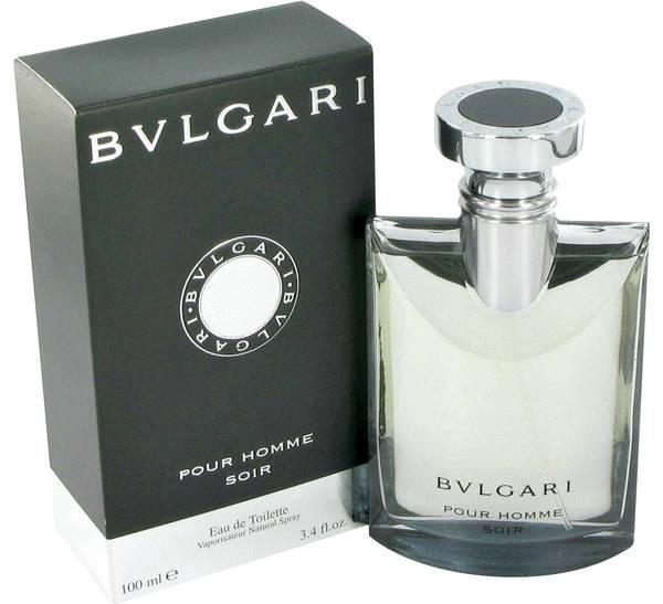 perfume Bvlgari Pour Homme Soir Cologne