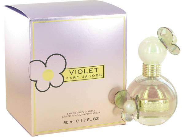 perfume Marc Jacobs Violet Perfume