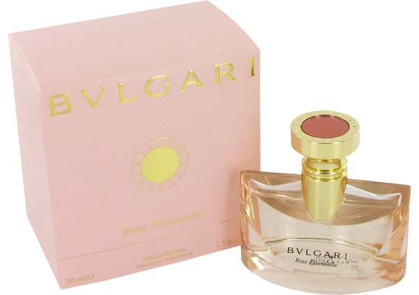 perfume Bvlgari Rose Essentielle Perfume