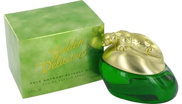 perfume Golden Delicious Perfume