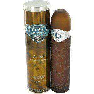 Cuba Magnum Blue Cologne, de Fragluxe · Perfume de Hombre
