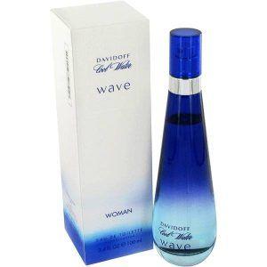 Cool Water Wave Perfume, de Davidoff · Perfume de Mujer