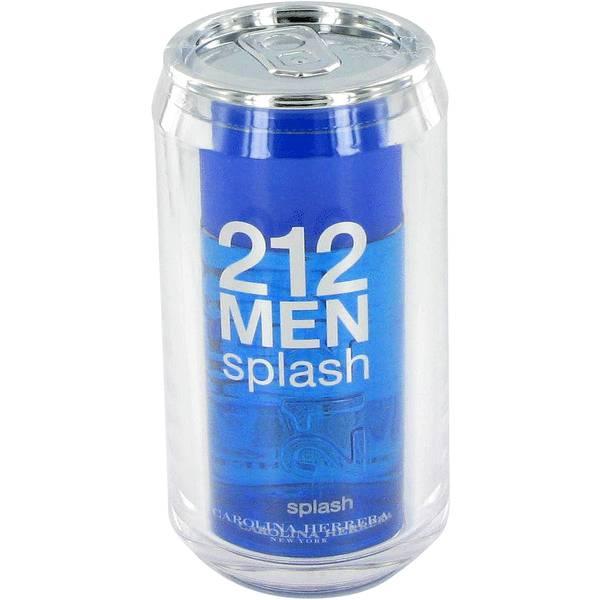 perfume 212 Splash Cologne