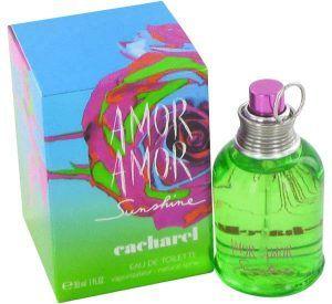Amor Amor Sunshine Perfume, de Cacharel · Perfume de Mujer