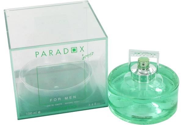 perfume Paradox Green Cologne