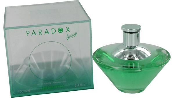 perfume Paradox Green Perfume