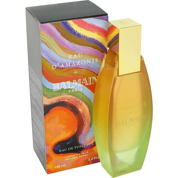 perfume Balmain Eau D'amazone Perfume