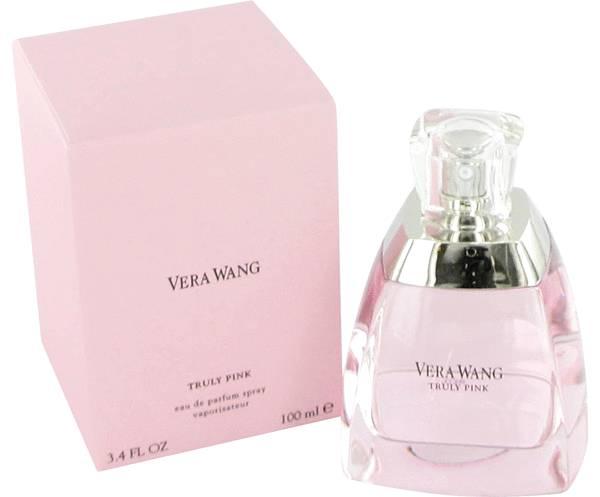 perfume Vera Wang Truly Pink Perfume