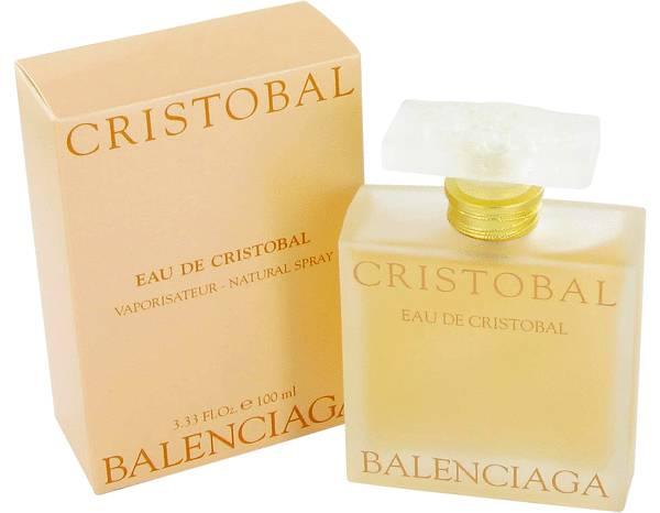 perfume Eau De Cristobal Perfume