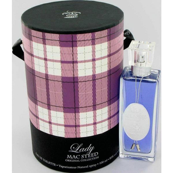 perfume Lady Mac Steed Prune Tartan Perfume