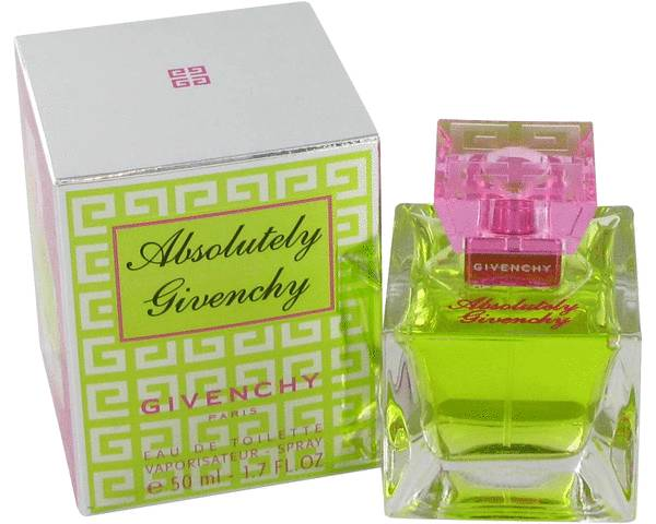perfume Absolutely Givenchy Perfume