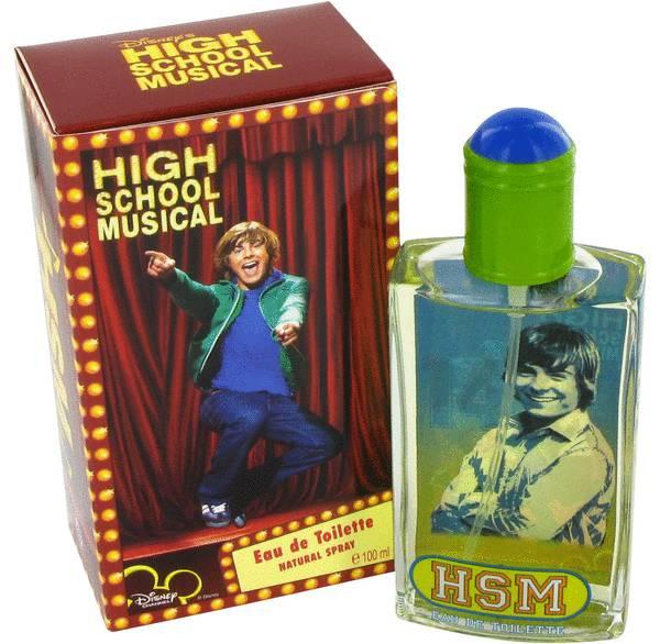 perfume High School Musical Cologne