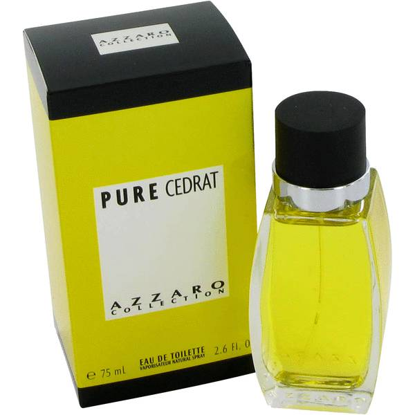 perfume Azzaro Pure Cedrat Cologne