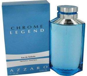 Chrome Legend Cologne, de Azzaro · Perfume de Hombre