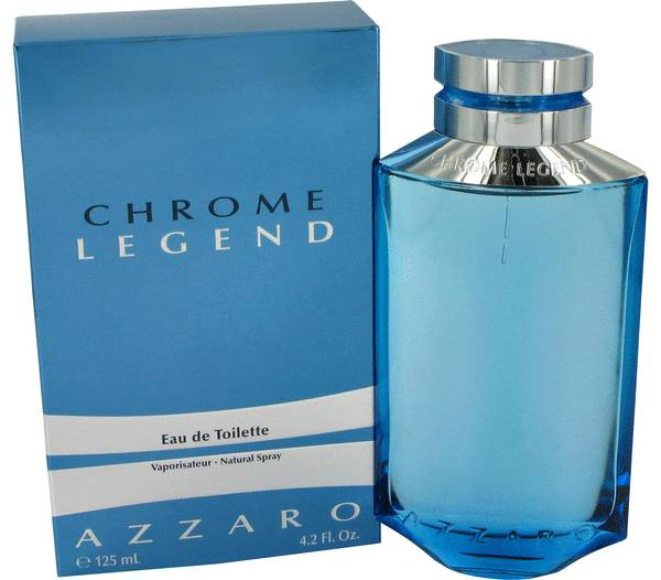 perfume Chrome Legend Cologne