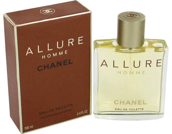 perfume Allure Cologne