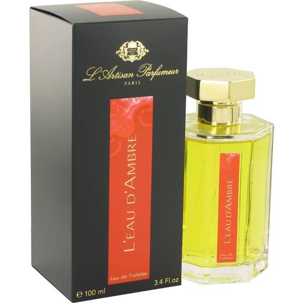 perfume L'eau D'ambre Perfume