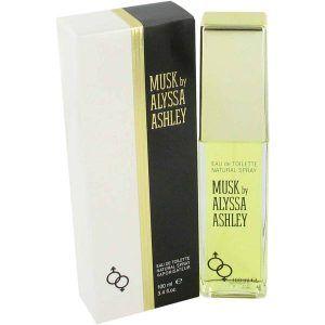 Alyssa Ashley Musk Perfume, de Houbigant · Perfume de Mujer