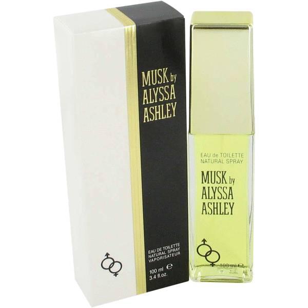perfume Alyssa Ashley Musk Perfume