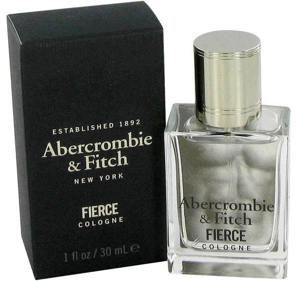 perfume Fierce Cologne