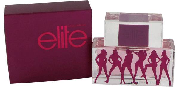 perfume Elite Model Attitude Perfume