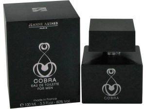 Cobra Cologne, de Jeanne Arthes · Perfume de Hombre