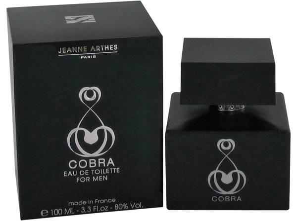 perfume Cobra Cologne