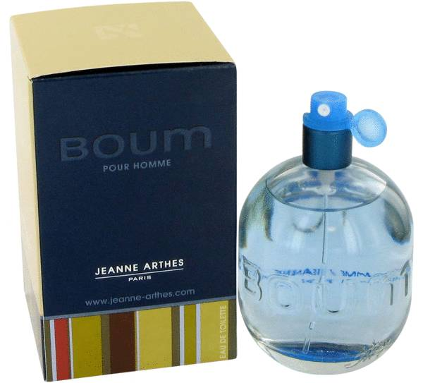 perfume Boum Cologne