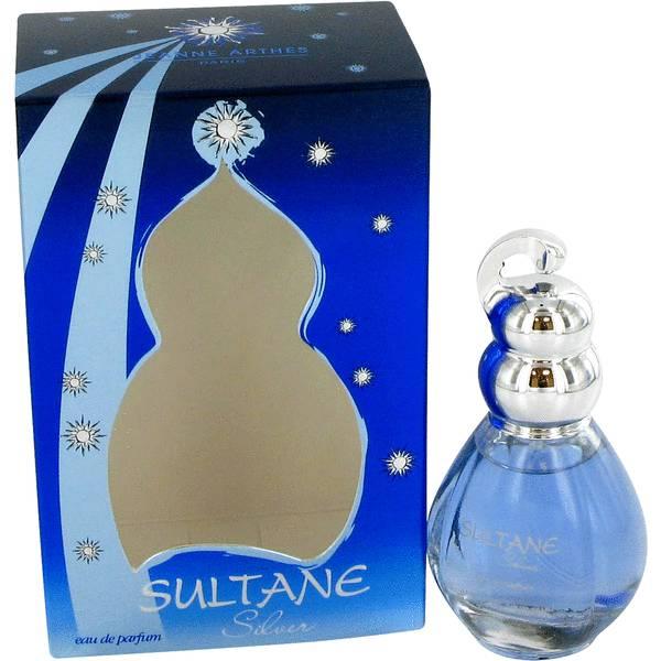 perfume Sultane Silver Perfume