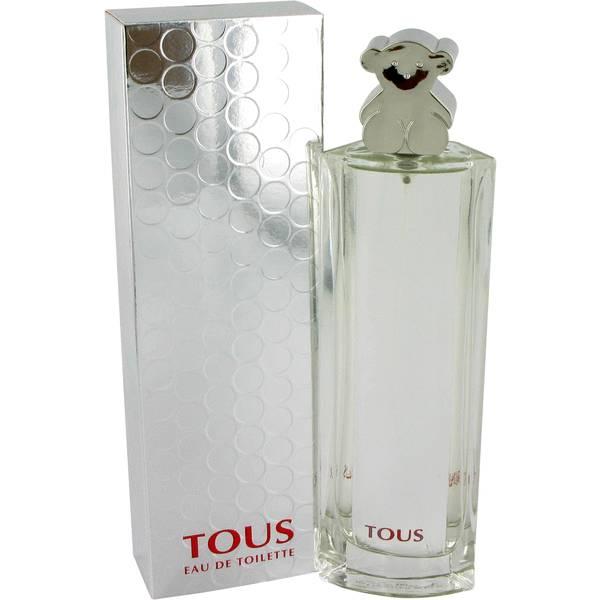 perfume Tous Silver Perfume
