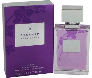 Signature For Her Perfume, de David Beckham · Perfume de Mujer