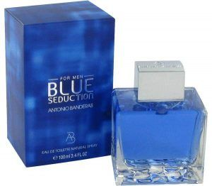 Blue Seduction Cologne, de Antonio Banderas · Perfume de Hombre