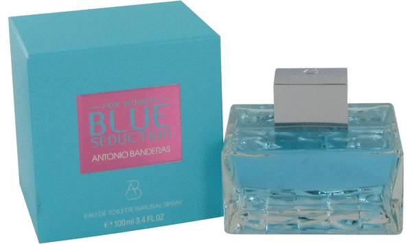 perfume Blue Seduction Perfume
