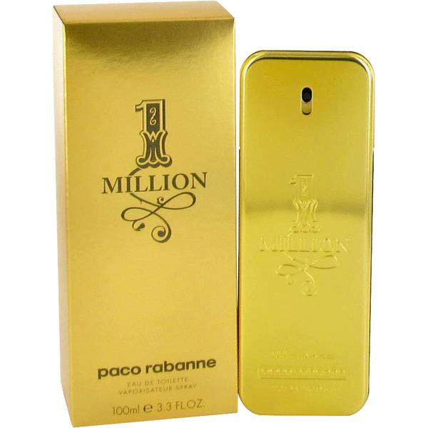 perfume 1 Million Cologne