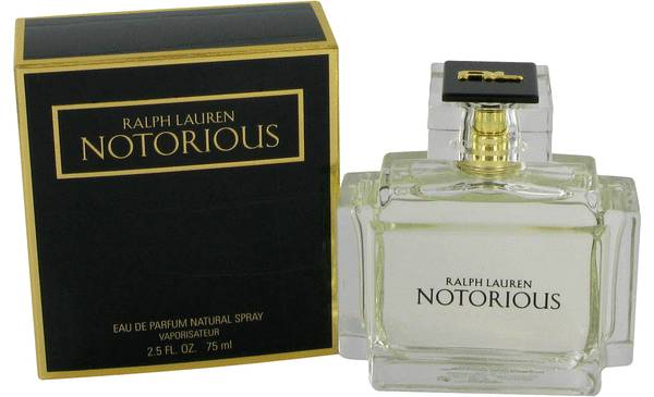 perfume Notorious Perfume