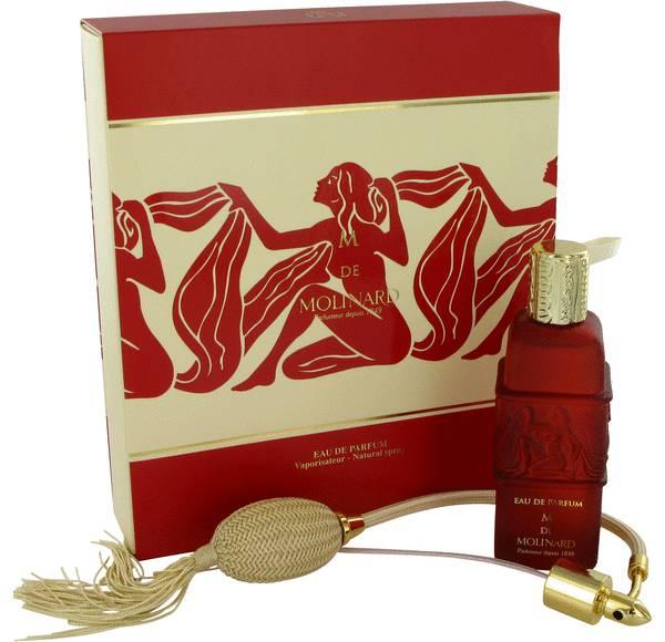 perfume M De Molinard Perfume