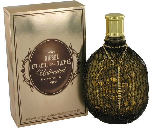 perfume Fuel For Life Unlimited Perfume