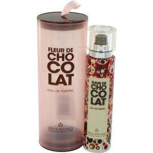 Fleur De Chocolat Perfume, de Molinard · Perfume de Mujer