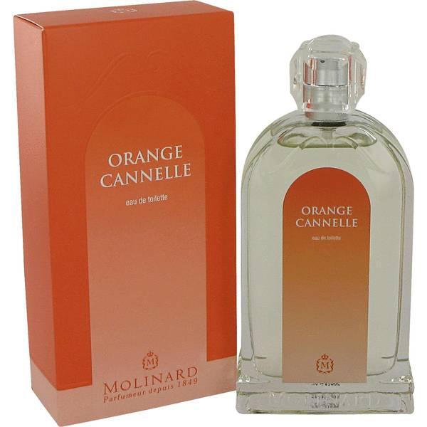 perfume Orange Cannelle Perfume