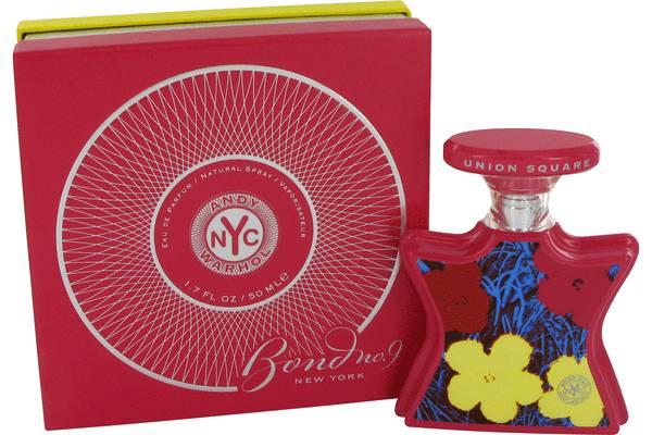 perfume Andy Warhol Union Square Perfume